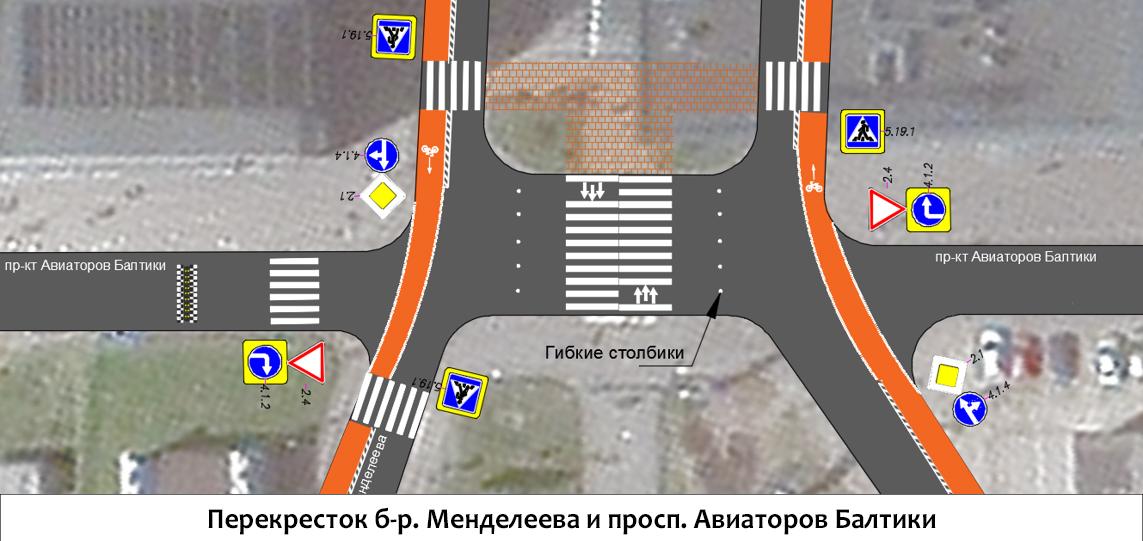 «Дорнадзор» презентовал проекты КСОДД и ПОДД Мурино